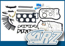 Steuerkettensatz für VR6 Motor AAA ABV + Dichtsatz + Metall Zylinderkopfdichtung