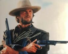 Clint Eastwood Autographed Signed 8x10 Photo ( Outlaw Josey ) REPRINT
