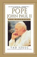 Pope John Paul II : The Biography, Paperback by Szulc, Tad, Brand New, Free P...