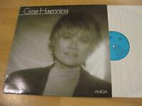 LP Gitte Haenning Same Wie Himbeeren auf Eis  Vinyl AMIGA DDR 8 56 412