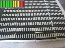 Sehr helle LED-Balkenanzeige grün/gelb/rot 10fach LED-Bargraph f. LM3914, BG02