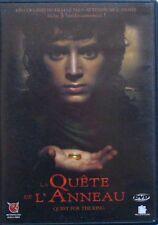 """DVD LA QUETE DE L'ANNEAU - LES COULISSES DU FILM """"Le seigneur des anneaux"""""""