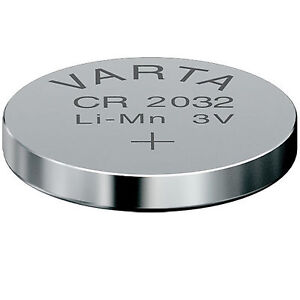 10x VARTA PC-KNOPFZELLEN CR2032 LITHIUM 2032 BATTERIE - lose
