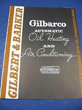 Gilbarco Catalog Gilbert & Barker Mfg Asbestos History Danaher Corp 30's Catalog