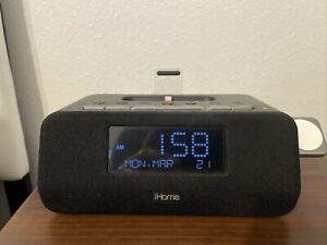 iHome / Alarm Clock, / Charging Dock, / Apple Watch Charging Dock