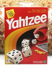 1998 MILTON BRADLEY CLASSIC YAHTZEE FAMILY FUN DICE GAME HASBRO COMPLETE