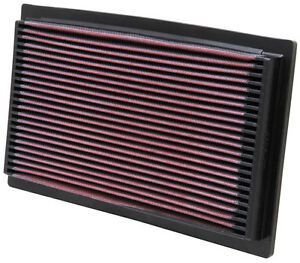 K&N PANEL FILTER - AUDI VOLKS A1528 **SEE NOTES** - KN 33-2029