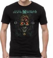 Five Finger Death Punch 5FDP FFDP Iron Skull Heavy Metal Music T Shirt FIV10101