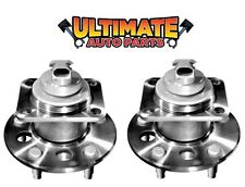 Rear Wheel Bearing Hubs Pair w/ABS for 98-02 Oldsmobile Intrigue