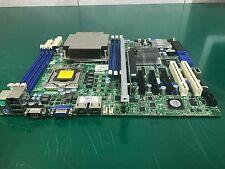 SuperMicro X8DTL-3F Motherboard, w/L5520 4C/8T 2.26GHz & RSC-RR1U-E16 Riser Card