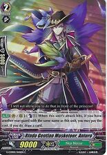 CARDFIGHT VANGUARD CARD: RINDO GENTIAN MUSKETEER, ANTERO - G-CHB01/066EN C