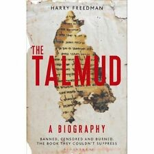 The Talmud  A Biography,Harry Freedman,New Book mon0000095786