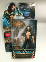 MATTEL DC COMIC AQUAMAN HYDRO-TEC COLOR CHANGE AQUAMAN