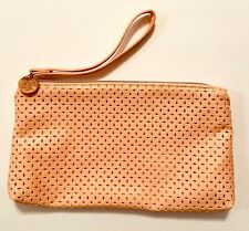 Laura Geller Coral makeup case - new