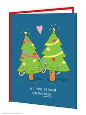 BrainBox CANDY chemistree Navidad Tarjetas Regalo Divertido Humor Peculiar