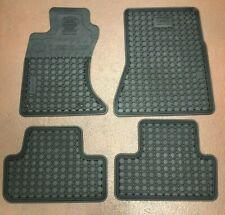 LEXUS IS250/350 2006-2013 4PCS BLACK ALL WEATHER FLOOR MATS AWD  PU320-4011RAW