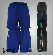 Lonsdale Polyester Sports Shorts for Men