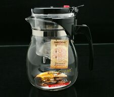 *Glass Tea Pot*Kamjove TP-757 Gongfu Auto-open Art Tea Cup 700ml Free Shipping!!