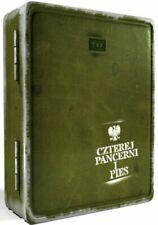 Czterej Pancerni I Pies Polen polnisch Polska 7 DVD