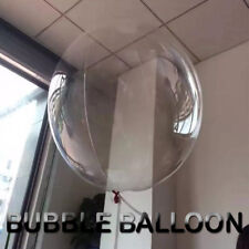 "Bubble 18""inch Large Giant Latex Big Round Balloon Wedding Party Decoration"