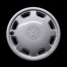 VW Golf or Jetta 1993-1999 Hubcap - Genuine Factory OEM 61523 Wheel Cover