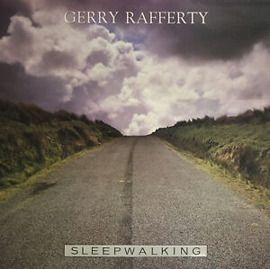 "Gerry Rafferty Sleepwalking 12"" Vinyl Record Album (1982) LBG 30352"