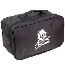 LP Aspire Standard Bongo Carry Bag  - Black, New!