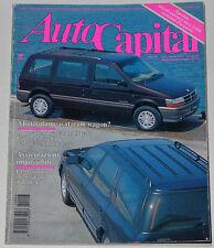 AUTOCAPITAL 8/1992 FERRARI 330 GTC – ALFA ROMEO 155 Q4 – LANCIA DEDRA INTEGRALE