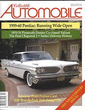 Collectible Automobile Magazine April 1999 Vol 15 - No 6