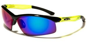 X-Loop Wrap Around Cycling Running Baseball Super Sport Women's Men's Sunglasses