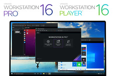VMware Workstation 16 Pro Activation Code (Multi PC) Official Download ⭐⭐⭐⭐⭐