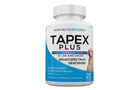 Tapex PLUS Dewormer 20 Caps Tapeworm For Small Dogs Similar to Droncit Tradewind