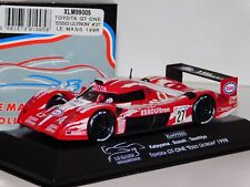 TOYOTA GT ONE GT1 ZENT #27  LE MANS 1998 ONYX XLM99005 1:43