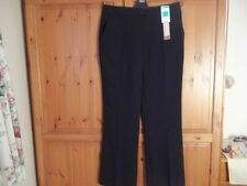 Marks and Spencer Bootcut Polyester 32L Trousers for Women