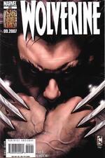 Wolverine #55A, Death of Sabretooth, Loeb & Bianchi, NM 9.4, 1st Print, 2007