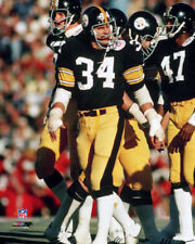 Andy Russell STEEL CURTAIN CLASSIC 1976 Pittsburgh Steelers Premium POSTER Print