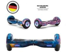 6,5 Hoverboard,Self Balance Scooter Elektroroller E-skateboard Sternenhimmel