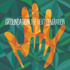 Groundation : The Next Generation CD (2018) ***NEW***