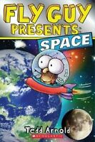 Fly Guy Presents: Space (Scholastic Reader, Level 2) by Arnold, Tedd, NEW Book,