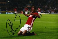 Marcus Rashford Signed 12X8 Photo Manchester United & England AFTAL COA (1453)