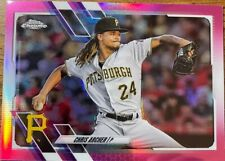 2021 Topps Chrome Pink Refractor - ARCHER