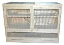 3 Ebenen Käfige & Gehege für Kaninchen
