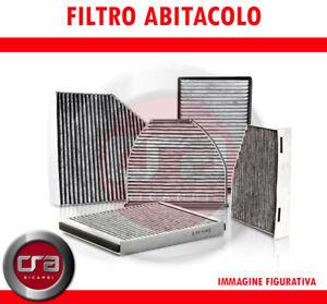Filtro Abitacolo Fiat Punto 188 Idea Lancia Y Ypsilon Musa Carboni Attivi