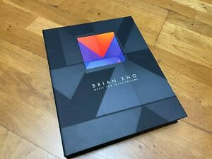 BRIAN ENO MUSIC FOR INSTALLATION SUPER DELUXE EDITION 1344 OF1500