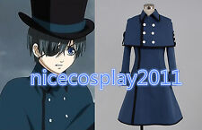 20% OFF SALE Black Butler Ciel Phantomhive 22nd Chapter Suit Cosplay Costume