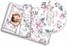 BABY BEDDING SET 120x90 PILLOWCASE DUVET COVER 2PC FIT COT Dream Catcher pink