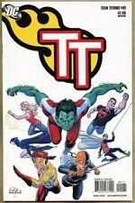 Teen Titans #91-2011 nm- 9.2 STANDARD cover / Teen Titans Nicola Scott Red Robin