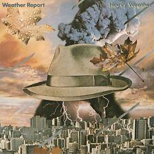 "WEATHER REPORT ""HEAVY WEATHER"" LP VINYL REMASTERED 2011 - 180 GRAM VINYK NEU"