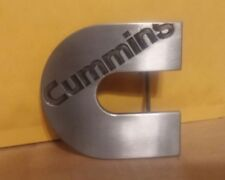 CUMMINGS 'C' BELT BUCKLE NEW
