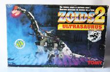 RARE VINTAGE 80'S ZOIDS 2 ULTRASAURUS 5953 TOMY HUGE BOX NEW UNUSED !